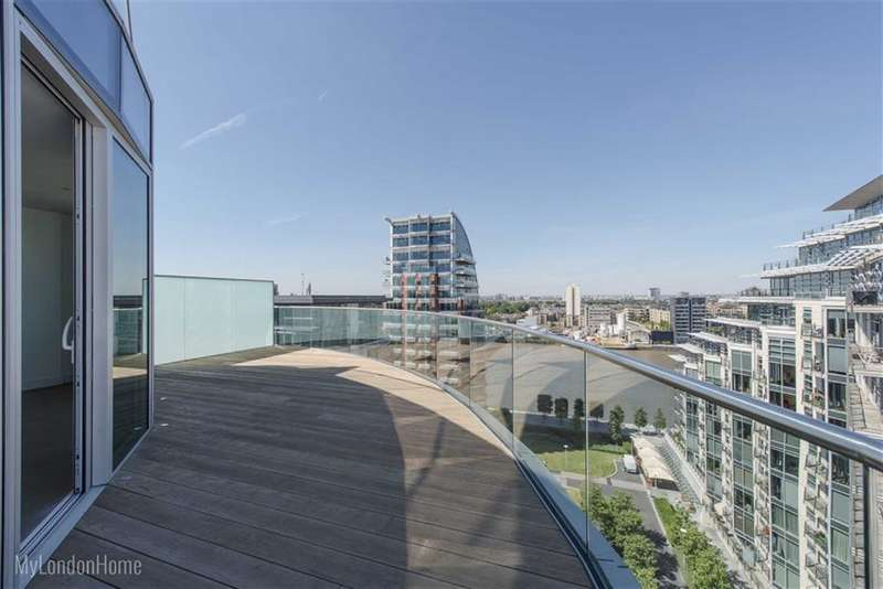 3 Bedrooms Property for sale in Pinnacle House, Wandsworth, London, SW18