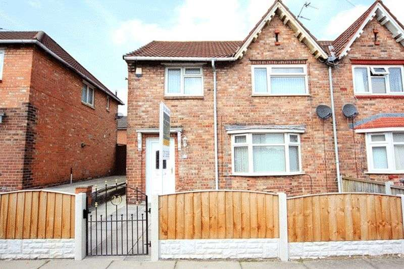 3 Bedrooms Terraced House for sale in Lexham Road, Knotty Ash, Liverpool, L14