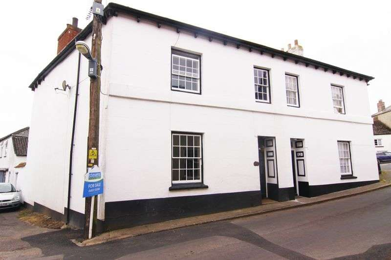 3 Bedrooms Semi Detached House for sale in High Street, Hatherleigh