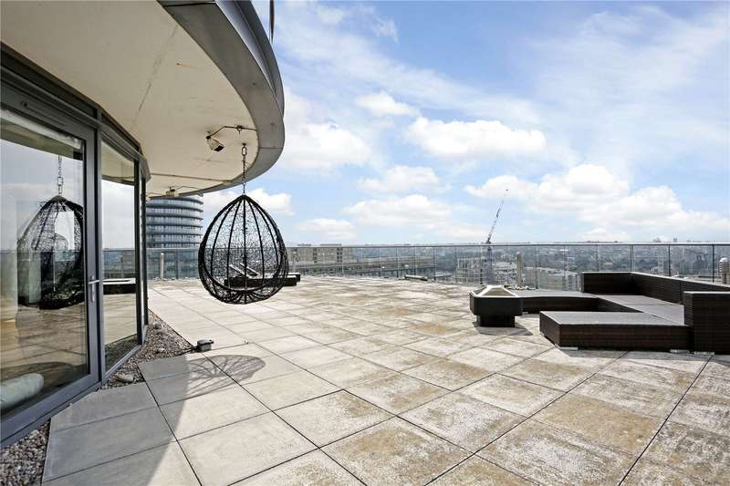2 Bedrooms Flat for sale in Ability Place, 37 Millharbour, London, E14