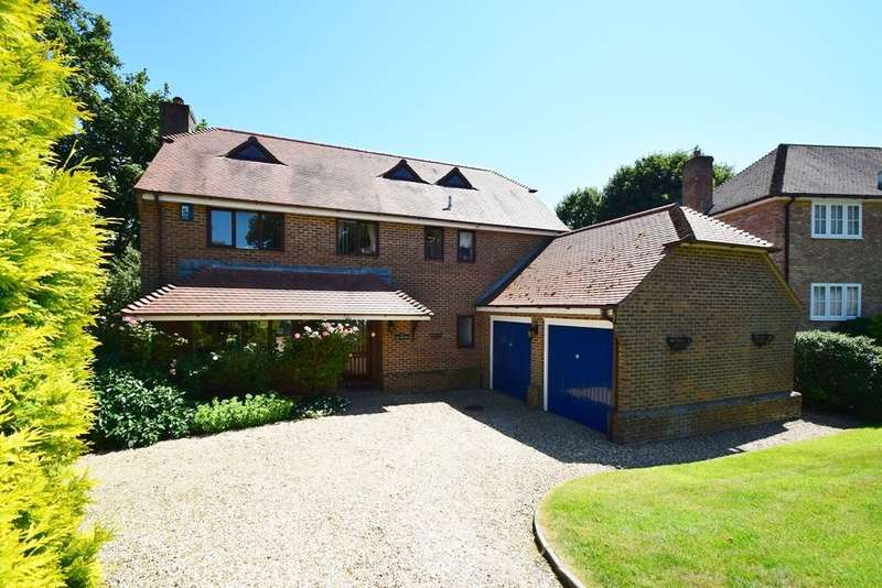 5 Bedrooms Detached House for sale in Bere Regis