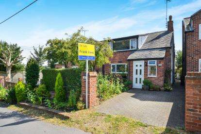 3 Bedrooms Semi Detached House for sale in Rigg Lane, Blidworth, Blidworth Bottoms, Nottinghamshire