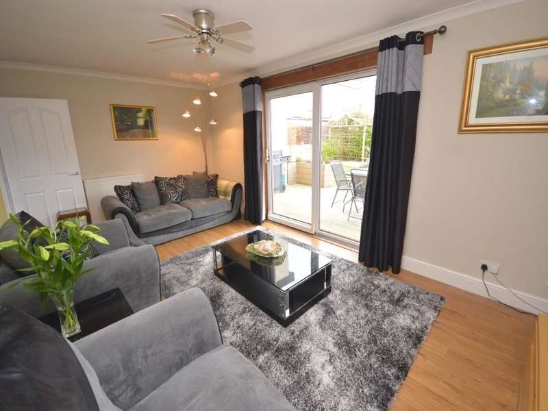 4 Bedrooms Detached House for sale in Frankfield Crescent, Dalgety Bay, Dunfermline, KY11