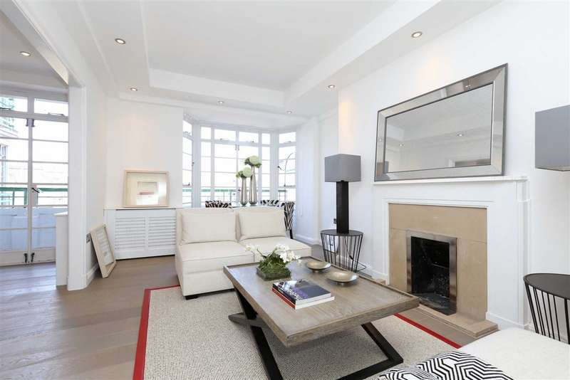 3 Bedrooms Flat for sale in Dorset House, London