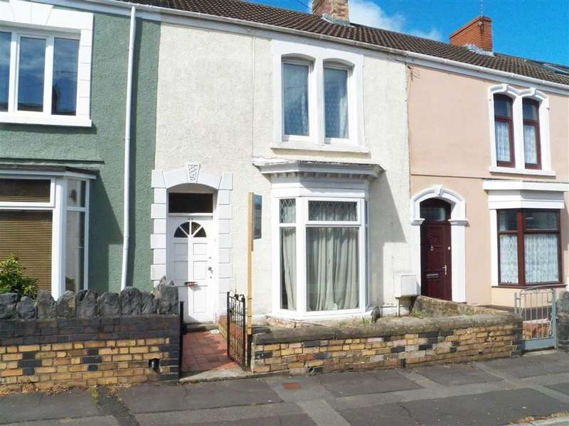 3 Bedrooms Property for sale in Marlborough Road, Brynmill