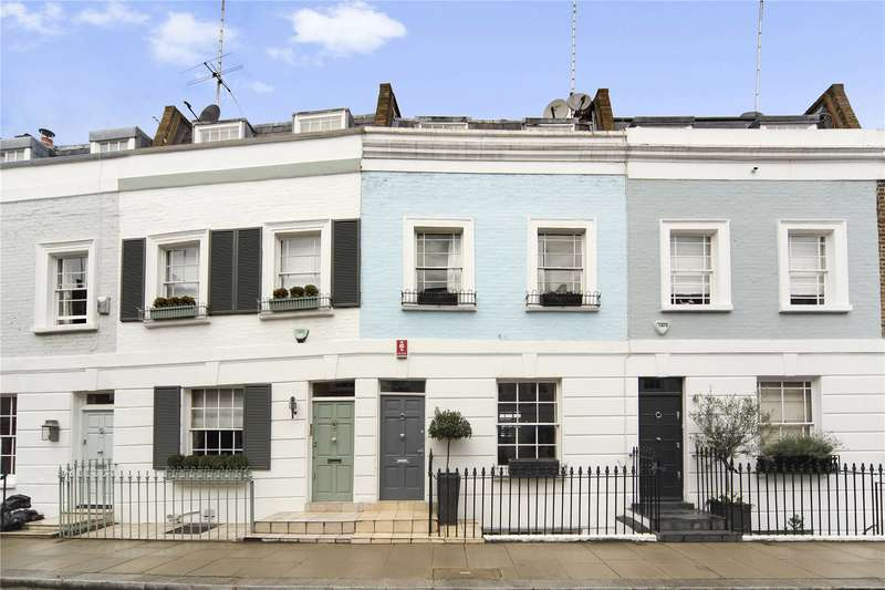 3 Bedrooms Terraced House for sale in Smith Terrace, London, SW3