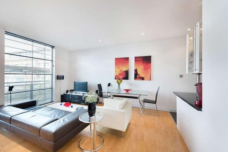1 Bedroom Flat for sale in Chiswick Green Studios, 1 Evershed Walk, London, W4