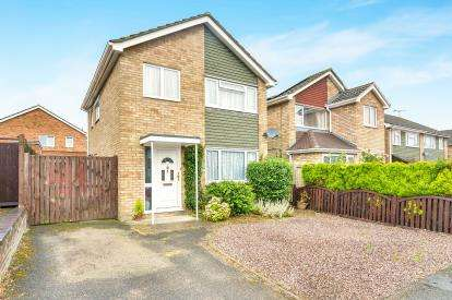3 Bedrooms Detached House for sale in Nene Drive, Bletchley, Milton Keynes, Buckinghamshire