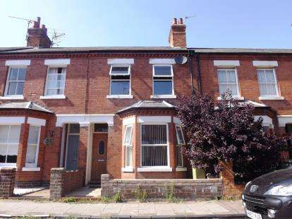 3 Bedrooms Terraced House for sale in Victoria Street, Wolverton, Milton Keynes, Buckinghamshire