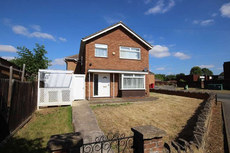 3 Bedrooms Semi Detached House for sale in Gold Street, Wellingborough, Northamptonshire. NN8 4QU
