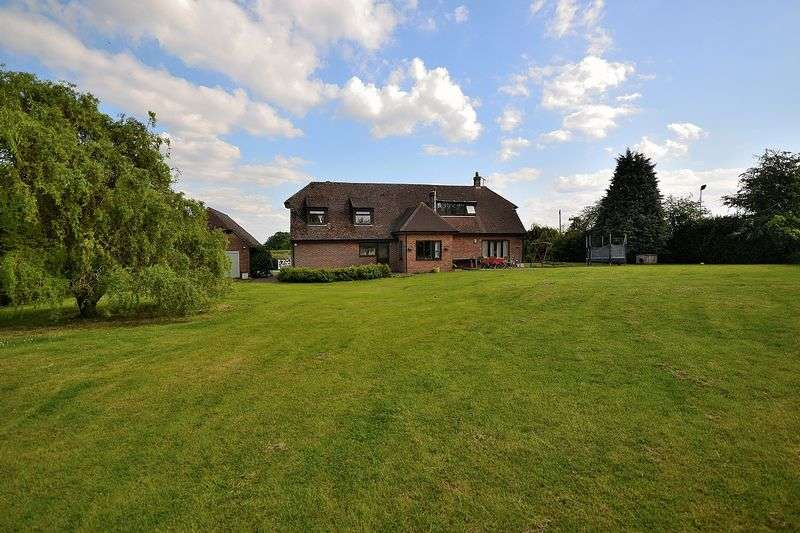 5 Bedrooms Detached House for sale in Stanbridge Road, Great Billington