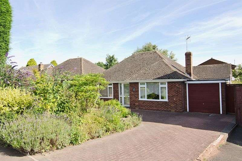3 Bedrooms Detached Bungalow for sale in Furnivall Crescent, Lichfield