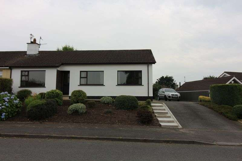 3 Bedrooms Semi Detached Bungalow for sale in 58 Cherrywood Grove, Newry BT34 1JJ