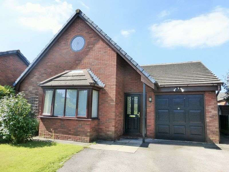 3 Bedrooms Detached House for sale in Fletcher Avenue, Tarleton, Preston