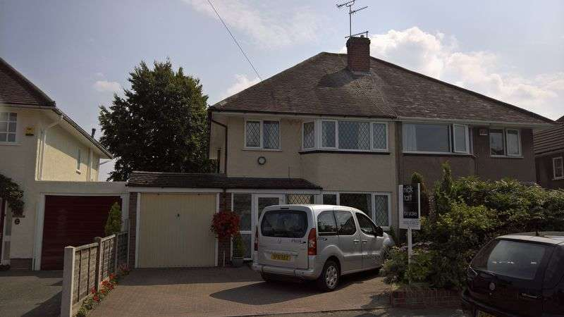 3 Bedrooms Semi Detached House for sale in Delaware Avenue, Wolverhampton