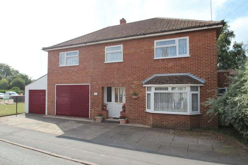 4 Bedrooms Detached House for sale in Armes Street , Norwich