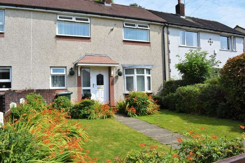2 Bedrooms Terraced House for sale in Borrowdale Drive, Rochdale