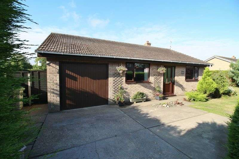 2 Bedrooms Detached Bungalow for sale in Main Street, Gayton Le Marsh
