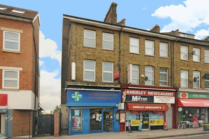 1 Bedroom Flat for sale in Anerley Road, London, SE20