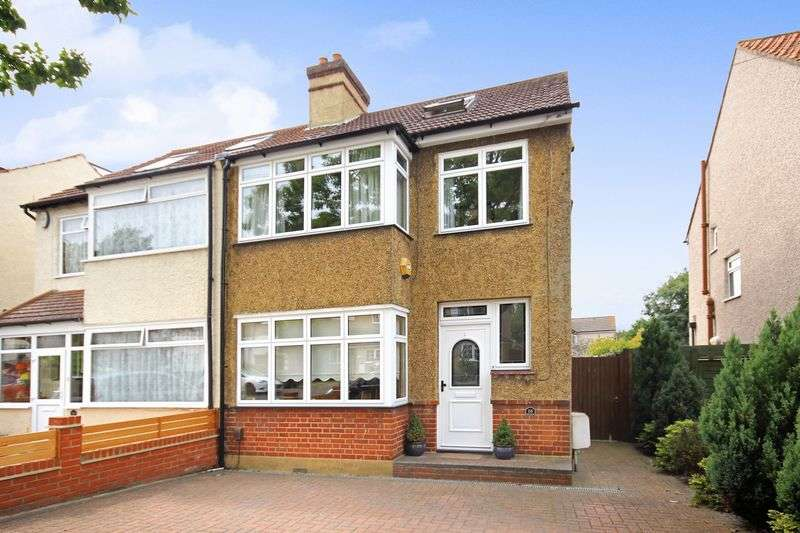 4 Bedrooms Semi Detached House for sale in SUTTON
