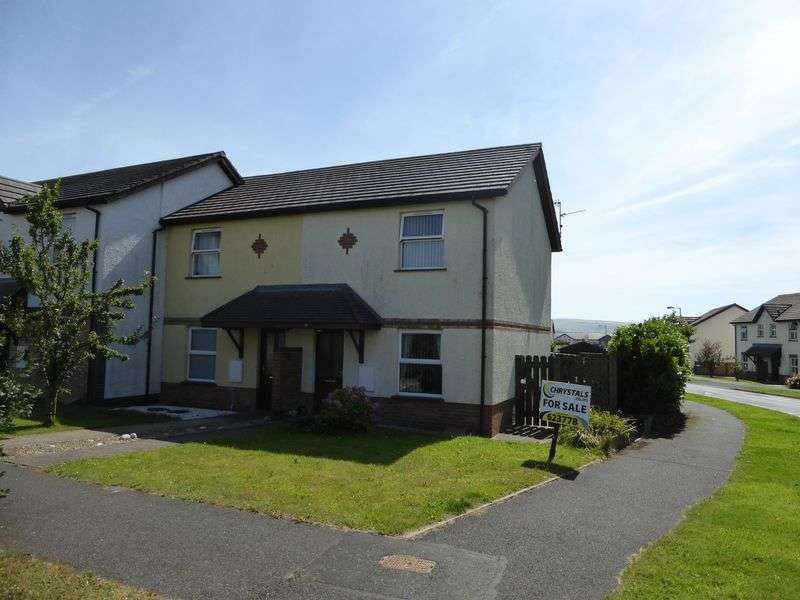 2 Bedrooms Terraced House for sale in 16 Willow Close, Ballawattleworth, Peel