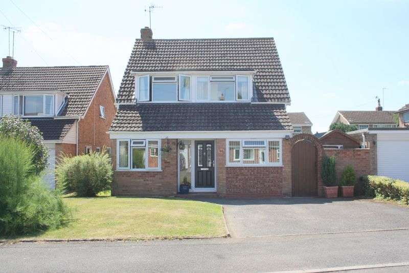 3 Bedrooms Detached House for sale in Monks Way, Peopleton