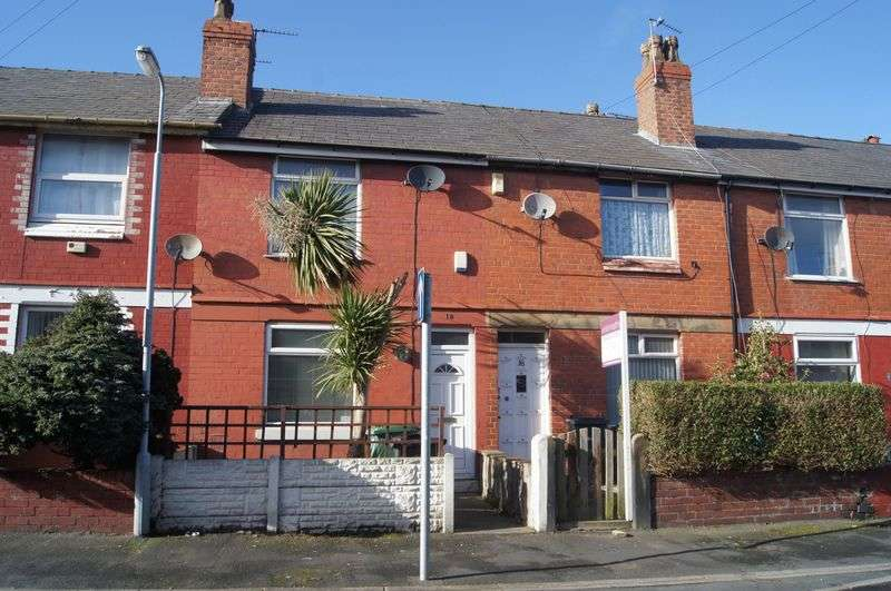2 Bedrooms Terraced House for sale in 2 bedroomed terraced property