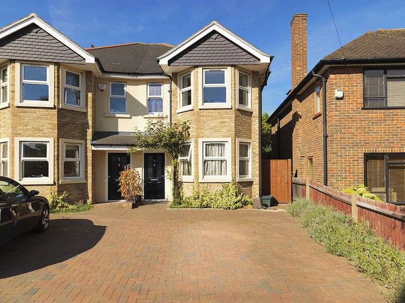 3 Bedrooms Semi Detached House for sale in Norbiton Avenue, Norbiton, KT1