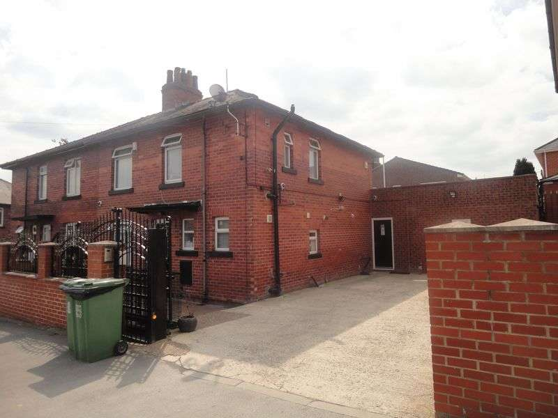 4 Bedrooms Semi Detached House for sale in Park Avenue, Dewsbury