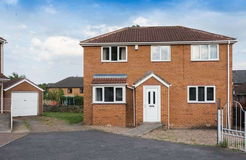 3 Bedrooms Detached House for sale in Caldbeck Grove, High Green