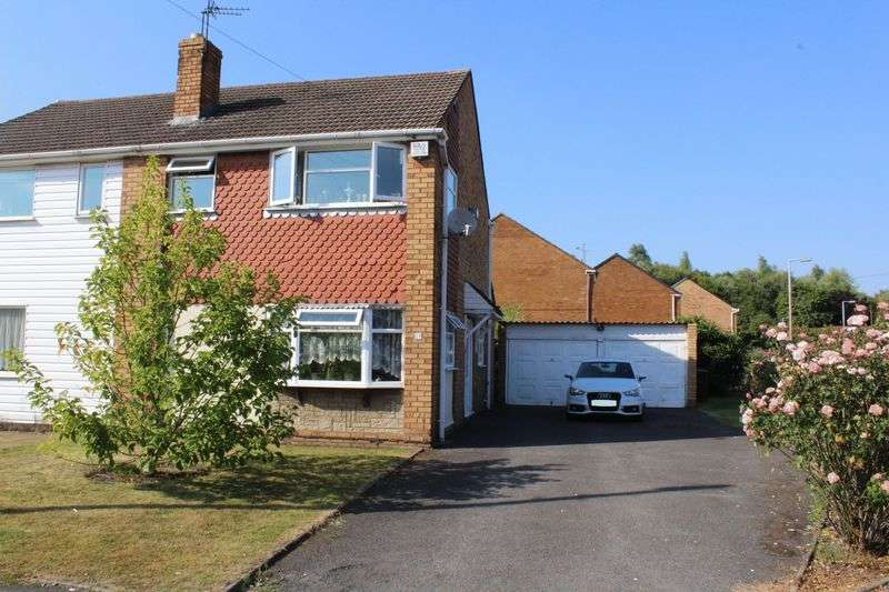 3 Bedrooms Semi Detached House for sale in Field Road, Tipton