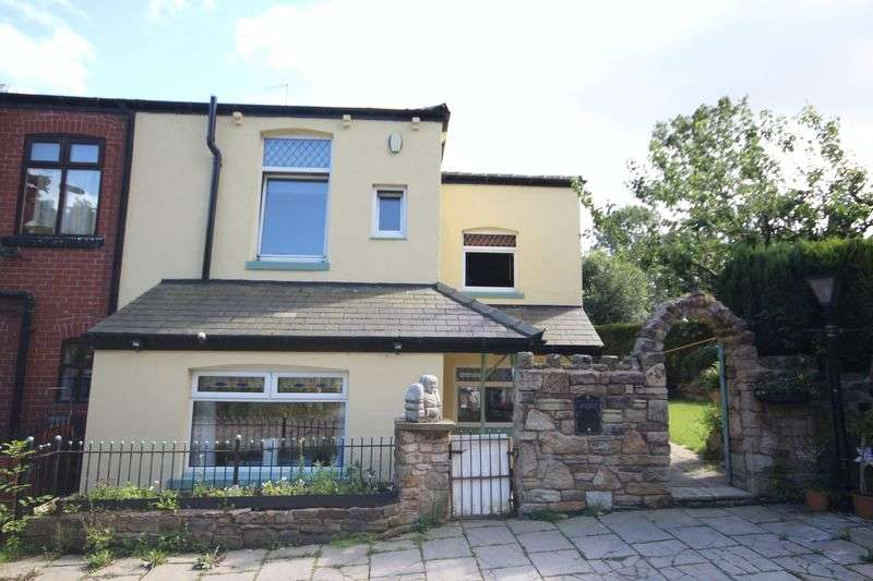 3 Bedrooms Cottage House for sale in THE ORMRODS, Birtle, Bury BL9 6TX