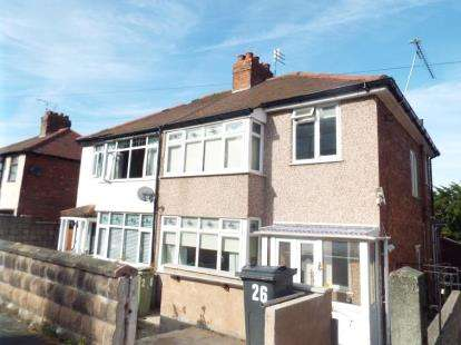 3 Bedrooms Semi Detached House for sale in Glan Y Don, Greenfield, Holywell, Flintshire, CH8