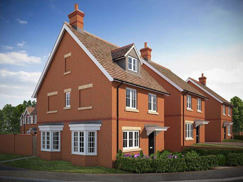 4 Bedrooms Detached House for sale in Kendal End Road, Barnt Green, Worcestershire