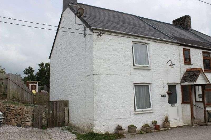 2 Bedrooms Terraced House for sale in Lower Penhale, Fraddon