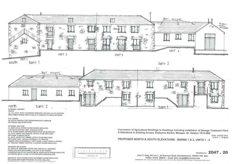 Land Commercial for sale in Rosevear Hill, Mawgan, Nr Helston