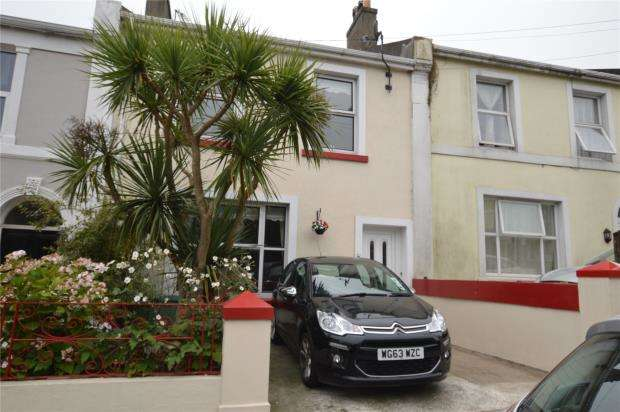 7 Bedrooms Terraced House for sale in Hatfield Road, Torquay, Devon