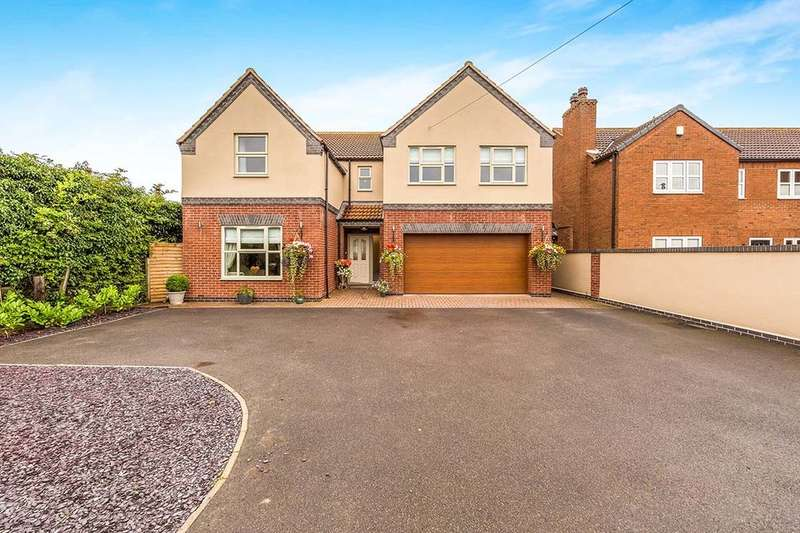 4 Bedrooms Detached House for sale in Two Hoots Trumfleet Lane, Moss, DONCASTER, DN6