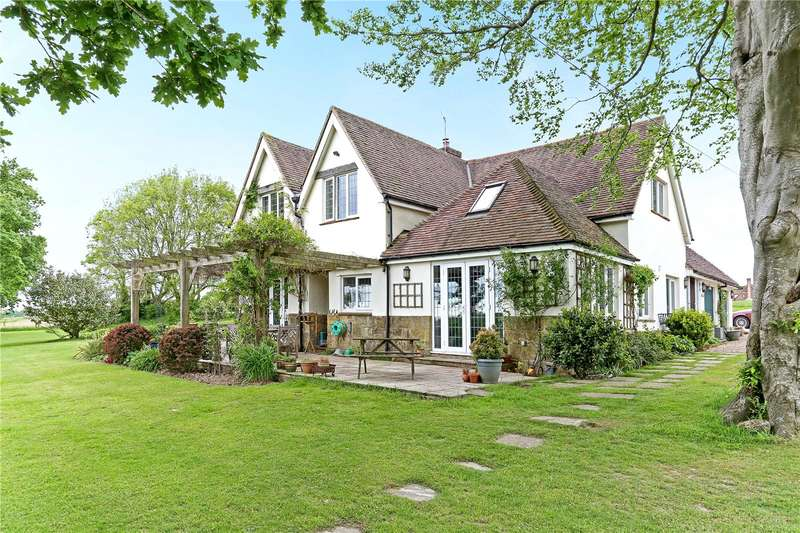 5 Bedrooms Detached House for sale in Hook Lane, West Hoathly, East Grinstead, West Sussex, RH19