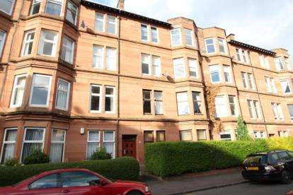 2 Bedrooms Flat for sale in Craigmillar Road, Langside
