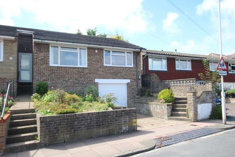 2 Bedrooms Link Detached House for sale in Gorringe Road, Eastbourne, BN22 8XL