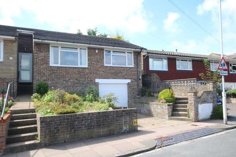 2 Bedrooms Link Detached House for sale in Gorringe Road, Eastbourne, BN22 8XL