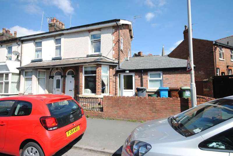 2 Bedrooms End Of Terrace House for sale in Weeton Road, Wesham