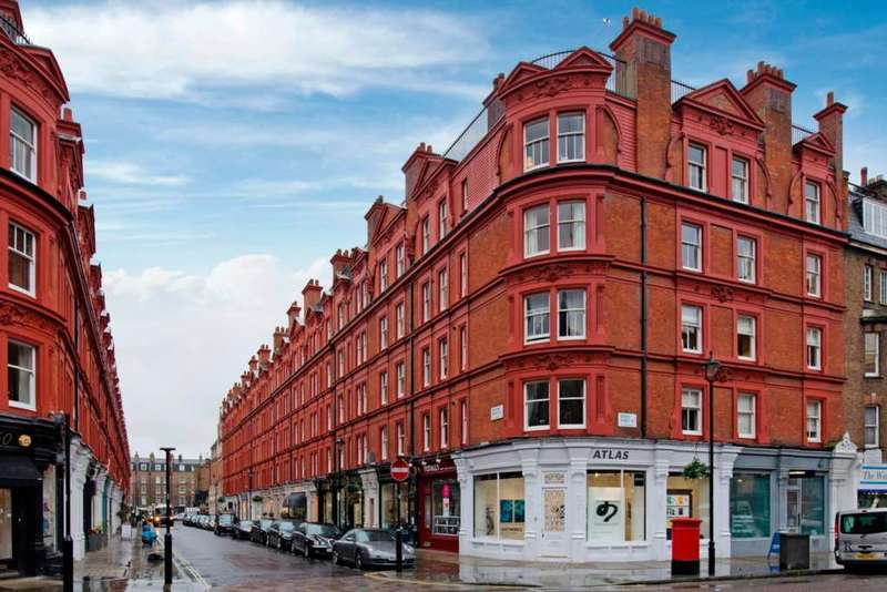 1 Bedroom Flat for sale in Wendover House, Chiltern Street, Marylebone, W1