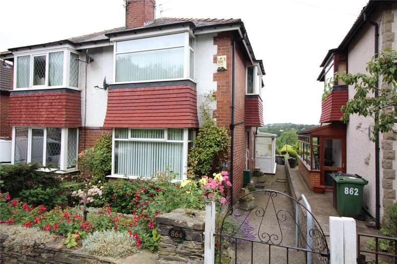 3 Bedrooms Semi Detached House for sale in Tong Road, Leeds, West Yorkshire, LS12