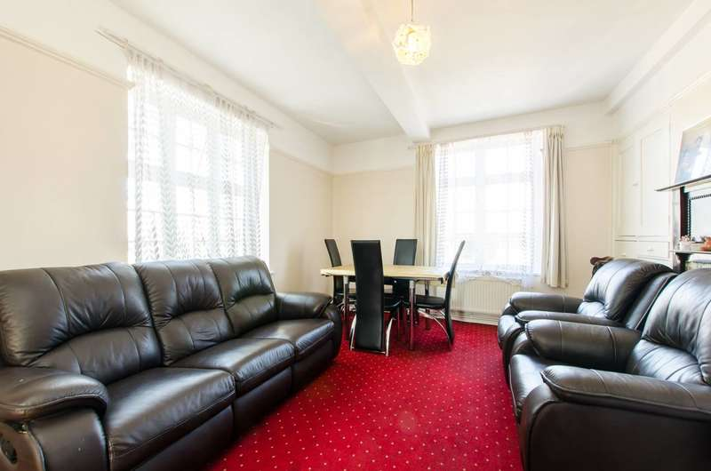 3 Bedrooms Flat for sale in Brixton Road, Brixton, SW9