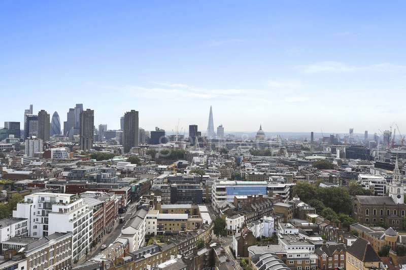 2 Bedrooms Flat for sale in Michael Cliffe House, Skinner Street, London, EC1R