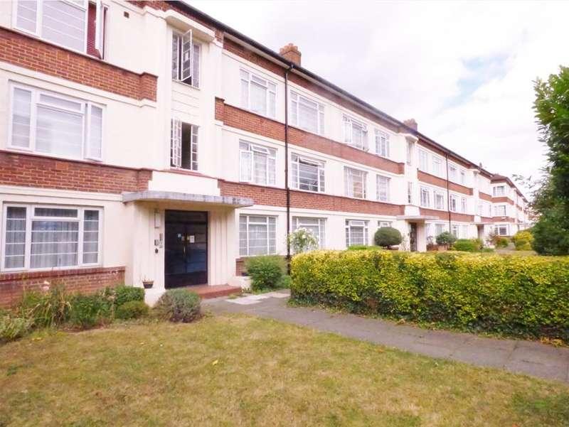 1 Bedroom Flat for sale in Manor Vale, Boston Manor Road, Brentford, TW8 9JP