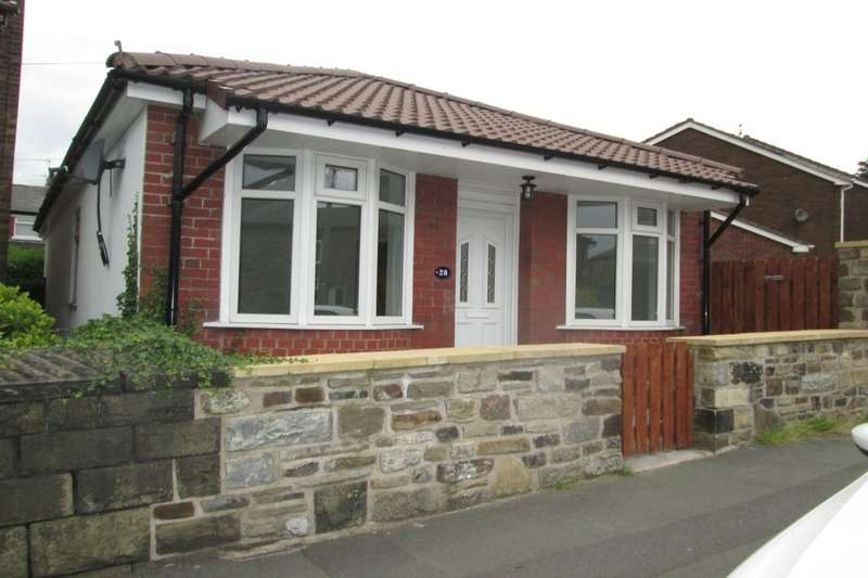 3 Bedrooms Detached Bungalow for sale in Bolton Road North, Ramsbottom, Bury, BL0