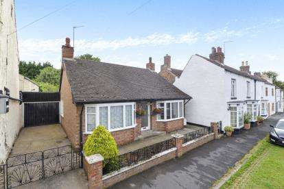 2 Bedrooms Bungalow for sale in St. James Green, Thirsk